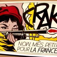 Roy Lichtenstein by rocor