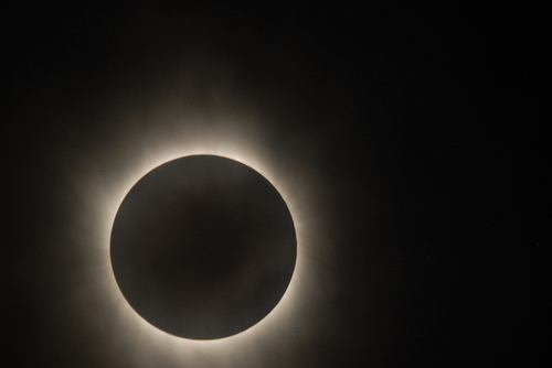 Solar Eclipse 2009 by NASA's Marshall Space Flight Center