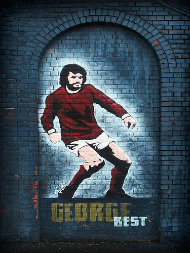 George Best by Andy Welsh