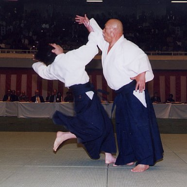 Nobuyuki Watanabe, 8th Dan