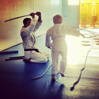 Aikido by Tonya Staab
