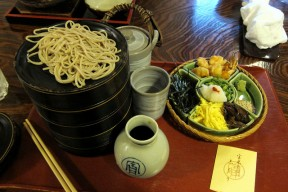 Kyōto - Nakagyō: Honke Owariya - Hourai Soba by Wally Gobetz