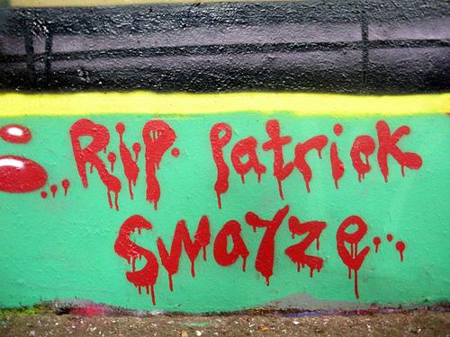 RIP Patrick Swayze by Duncan B